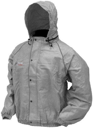 Road Toad Rain Jacket, Gray, X-Large