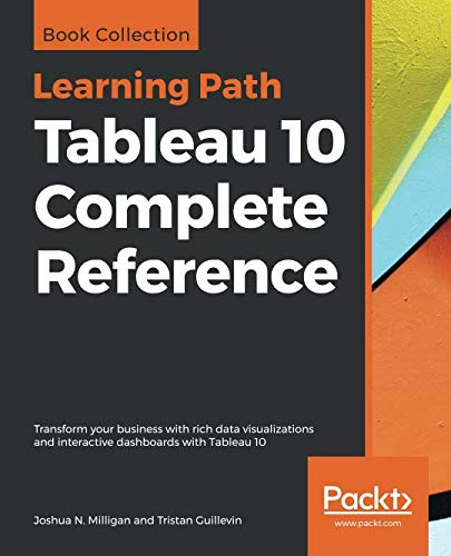 Tableau 10 Complete Reference » Let Me Read