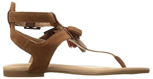Sandalias y chanclas para mujer, color marr�n , marca UGG, modelo Sandalias Y Chanclas Para Mujer UGG W LECIA Marr�n marr�n