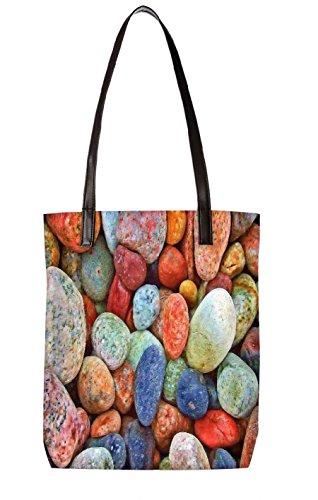Borsa Da Spiaggia Snoogg, Multicolore (multicolore) - Ltr-bl-3366-totebag