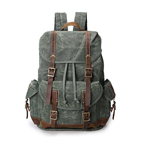 Waterproof Travel Shoulder Bag NEW Fashion Student Bag Laptop Male Backpack cyan