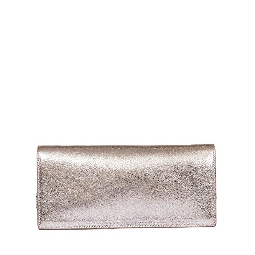 FIEGLECHAMPAGNE Damen Glitzer Silber Choo Jimmy Gold Clutch pS5TESx