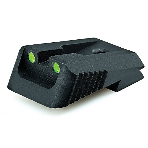 Meprolight Kimber Tru-Dot Night Sight for Tactical Wedge Custom, Compact & Ultra. Fixed set with green rear and front sight by Meprolight