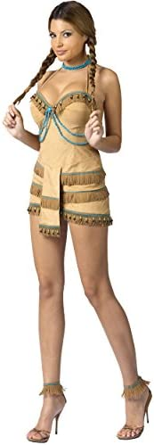 Atrapasueños para mujer disfraz Sexy nativo americano Pocahontas ...