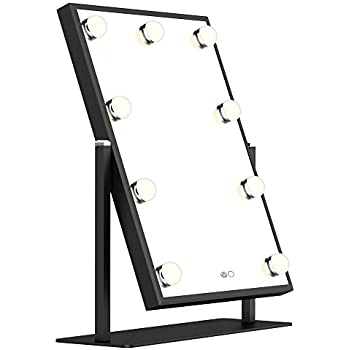 Amazon Com Lighted Hollywood Mirror Lighted Makeup