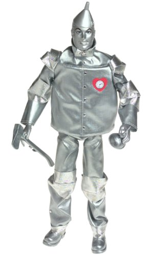 (Barbie Ken as the Tin-Man in the Wizard of Oz)
