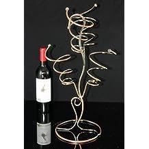 FW Odd-looking practical decorative wine rack 6 bottles of red wine tree wine rack
