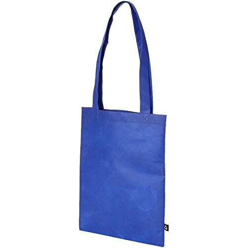 Recycled Mini Blue White Tote Centrix 3 Party Royal Shopper Pack Bag AnFtFxEf
