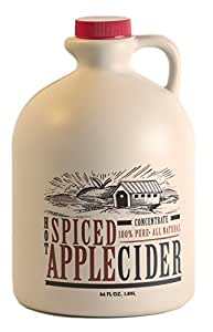 Mountain Cider Company Hot Spiced Cider Concentrate, 64 oz Jug