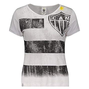 b0856635ba Camiseta Atlético Mineiro Feminina: Amazon.com.br: Esportes e Aventura