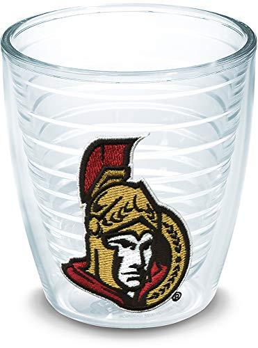 Tervis 1045115 NHL Ottawa Senators Primary Logo Tumbler with Emblem 12oz, -