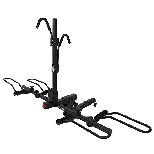Hollywood Racks Sportrider Rack for Electric Bikes, Black (Hollywood Bike Rack)