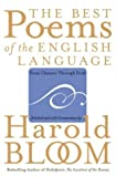 The Best Poems of the English Language, Harold Bloom, 0060540419