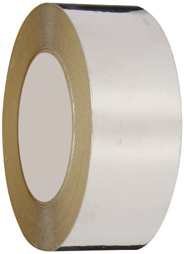 Nashua Aluminum Multi-Purpose Foil Tape, 3.2 mil Thick, 46 m Length, 48 mm Width by Nashua