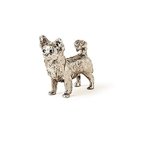 Chihuahua (Long) made in UK dog figure (japan import)