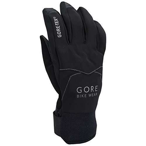 Gore Bike Wear Women's Countdown Gore-Tex  Gloves, Black, Medium