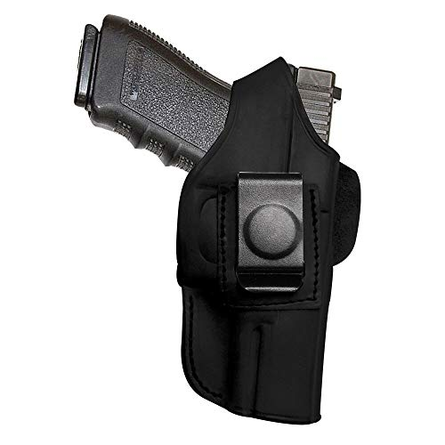 - Tagua IPHR4-465 Sig P-938 Four in One Holster with Thumb Break, Black, Right Hand