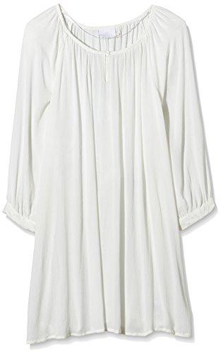 Kaffe 501030 Amber Tunic MIN 2 - Blusa para mujer Blanco (Chalk 50003)