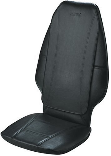 HoMedics SBM-200 Therapist Select Shiatsu Back Massaging Cushion with Traveling Action