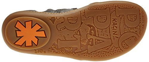 brown Ballerines Kio Memphis Art Femme Fermé 1291 Bout Marron Rqzw8a