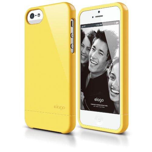 iPhone elago Glide Sport Yellow