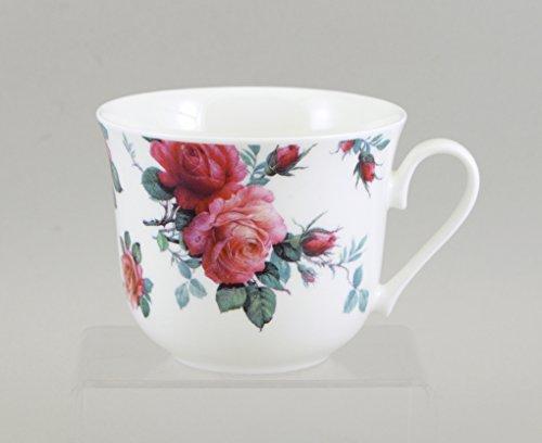 Porcelain Breakfast Cup - 4