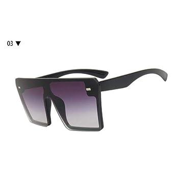 ZHOUYF Gafas de Sol Gafas De Sol De Color Negro De Moda para ...