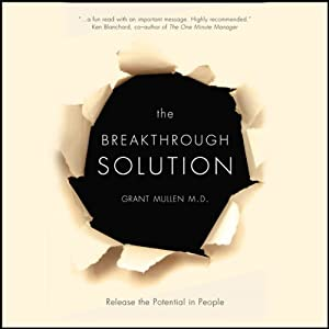 The Breakthrough Solution Audiobook