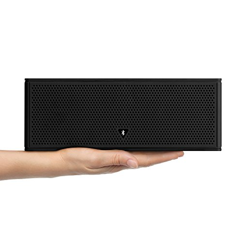 Mobility Stream 12-Inch Premium Portable Bluetooth 3.0 Speaker - Best & Loudest Stereo Wireless Rechargeable and Water-Resistant Indoor/Outdoor Shower Speaker