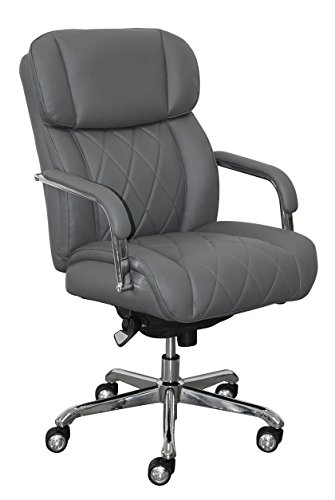 LaZBoy CHR10048B Sutherland Manager Chair,Gray, used for sale  Delivered anywhere in USA