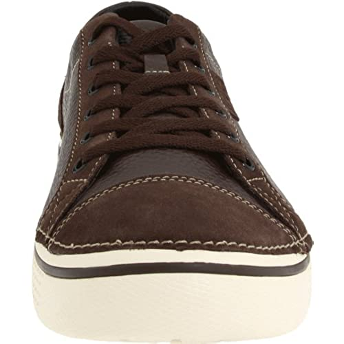 new concept fbf27 0924d Crocs Men s Hover Lace-Up Leather Sneaker delicate