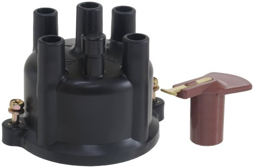 1991 Toyota Pickup Distributor - Wells 15573 Distributor Cap and Rotor Kit