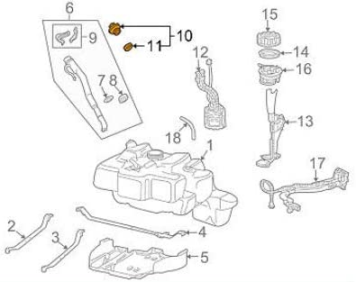 GTV INVESTMENTS 911 997 Tankdeckel 99620124103 3.6 GT2 Benzin-Tankdeckel
