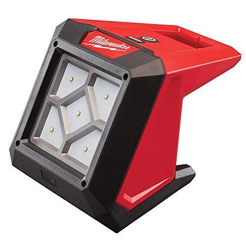 Milwaukee 2364-20 M12 Rover 12 Volt Lithium Ion 1,000 Lumen 250W Replacement Compact Flood Light