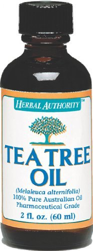 Good N Natural - 100% Pure Tea Tree Oil - 2 oz Liquid