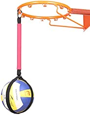 TopFan Volleyball Spike Training System: Great Trainer to Improve Your Wicked-Fast Arm Speed and Spiking Power