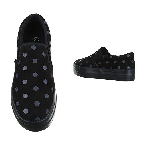 Design Design Ital Slippers Ital Slippers Black Design Women's Black Ital Women's 0g7dq0r
