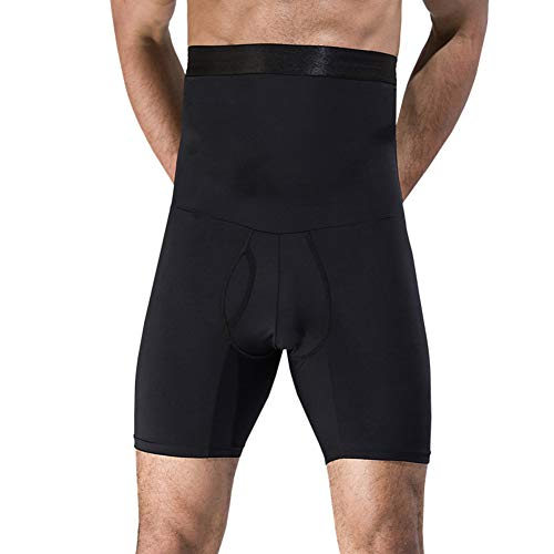 Howardee Men Ultra Lift Body Slimming Brief Shaper High Waist Trainers Belly Control Panties