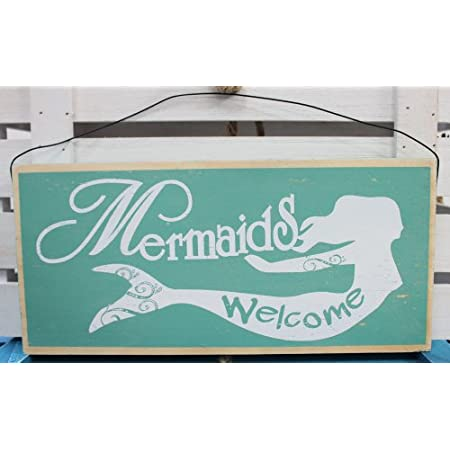 41KSe%2B8ts3L._SS450_ 100+ Mermaid Home Decor Ideas