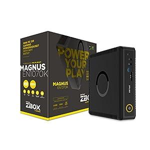 ZOTAC ZBOX-EN1070K-U MAGNUS Gaming Mini PC Intel Kaby Lake Core i5 NVIDIA GeForce GTX 1070 VR Ready Barebone