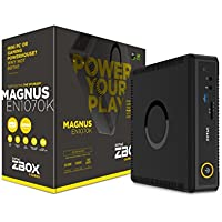 ZOTAC ZBOX-EN1070K-U MAGNUS Gaming Mini PC Intel Kaby Lake Core i5 NVIDIA GeForce GTX 1070 VR Ready Barebone