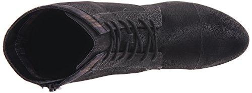 Kinseta Women's Multi Boot Black Easy Taupe Spirit Fabric 7AnPgg
