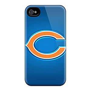 Best Cell-phone Hard Covers For Iphone 6plus (Nyk14960iwJR) Allow Personal Design High-definition Chicago Bears Image