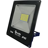 REFLECTOR LED 50W EXTERIOR E INTERIOR (ILUMINA 500 W)
