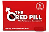Best Girth Enhancements - The Red Pill (6 Caps) Male Performance, Energy Review