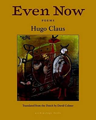 book cover of Even Now