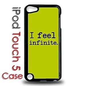 IPod 5 Touch Black Plastic Case - I Feel Infinite Perks of a Wallflower