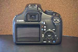 Canon EOS Rebel T3 12.2 MP CMOS Digital SLR Camera and DIGIC 4 Imaging (Body Only) ( in Kit Box) from Canon
