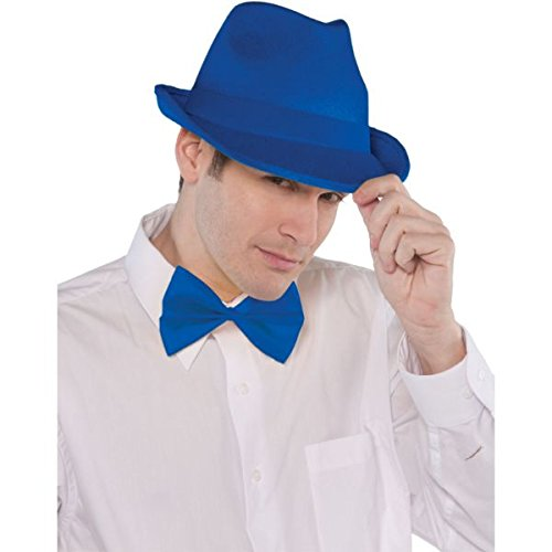 Amscan Bow Tie, Party Accessory, Blue