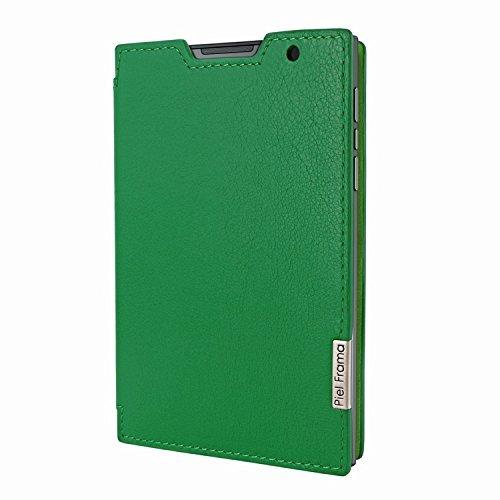 (Piel Frama BlackBerry Passport FramaSlim Leather Case - Green)